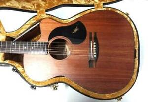 Maton Blackwood Series Semi-Acoustic Guitar Brown