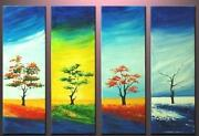 Four Seasons Painting