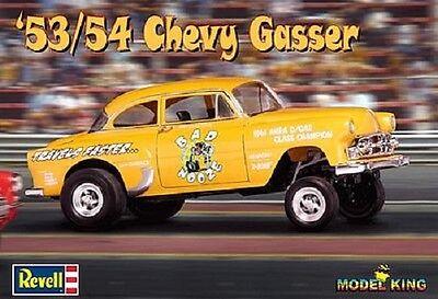Revell Inc [RMX] 1:25 1953/54 Chevy Gasser Plastic Model Kit RMX852084 85-2084