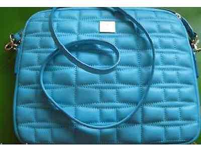 Artificer kate spade new  iPad BAG 2 3 took place holder blue shoulder strap leather NR