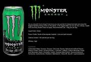 Monster Energy RARE