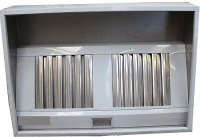 Commercial Kitchen Canopy/Hood 6ft+ Advanced Extraction kit