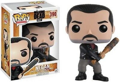 FUNKO POP! Television: The Walking Dead - Negan [New Toy] Vinyl Figure