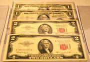 Silver Certificate Red Seal