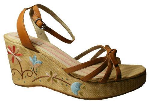 Womens Mudd Wedge Shoes