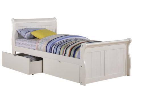 Twin Sleigh Bed Ebay