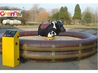 RODEO BULL HIRE STOKE-ON-TRENT AND SURROUNDING AREAS