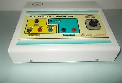 New Mini Surgical Unit With Spark Gap Skin Cautery Electrocautery Machine Sdf435