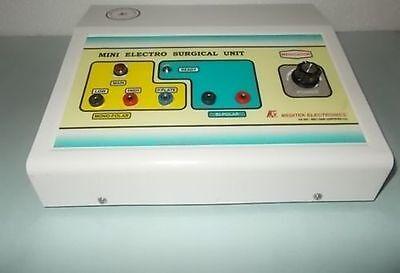 Mini Surgical Unit With Spark Gap Skin Cautery Electrocautery Machine