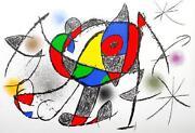 Miro Lithographie