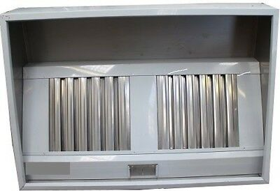 Commercial Kitchen Extraction Canopy/ hood 5ft+ Extraction kit