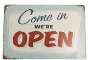 Bar Open Sign