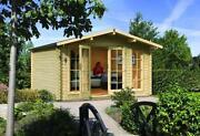 Gartenhaus 28mm