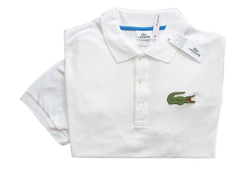 How to Dress up a Lacoste Polo Shirt