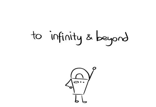 Infinity and Beyond Treasures