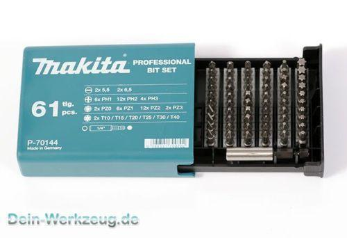makita bit set profi ebay. Black Bedroom Furniture Sets. Home Design Ideas