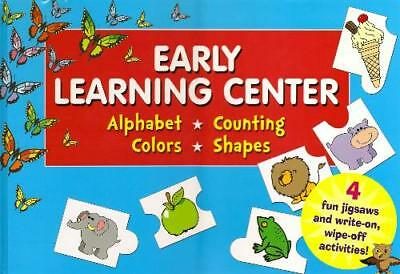 EARLY LEARNING CENTER.ALPHABET, COUNTING, COLORS, SHAPES Early Learning Center Books