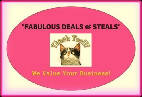Fabulous Deals & Steals