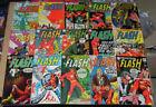 Comic Book Lot Silver Age Flash Comics