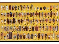 💥💥💥 Wanted Vintage Star Wars Figures 1977-85 Birmingham Coventry 💥💥💥