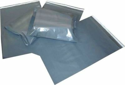 10 Mailing postal bags STRONG 17 x 24 inch (425 x 600) plastic polythene
