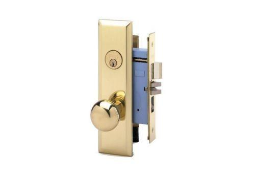 Mortise Entry Lock Set Ebay
