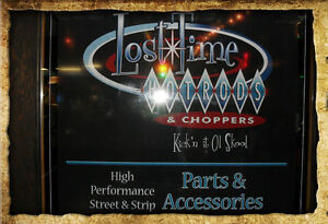 Trail Head Customs bumpers @Lost Time Hot Rods saving you money! London Ontario image 9