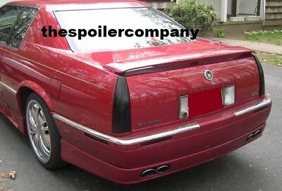 UN-PAINTED CUSTOM REAR SPOILER FOR 1992-2002 CADILLAC ELDORADO W/ EXTRA LONG LED