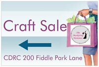 Food and Craft sale frenzy