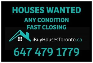 Do you need a fast closing?