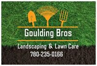 Spring Cleaning / Lawn Maintenance / Minor Landscaping