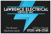 Lawrence Electrical Services INC