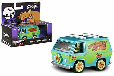 HOT WHEELS 1:50 ELITE ONE CULT CLASSIC SCOOBY-DOO THE MYSTERY MACHINE