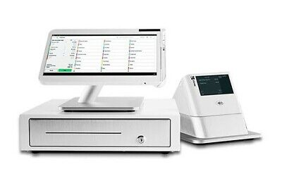 2020 Clover Station Pos System Apple-pay-emv-printer- With 0 Processing
