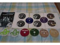 Play Drums with Classic Song CD's