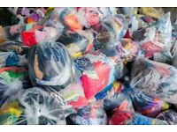 Second Hand Wholesaler of Adults & Kids A or B Grade Clothes Sold by The Kilo