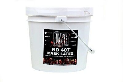 The Monster Makers RD-407 Mask Making Latex - 1 Gallon