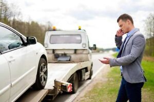 Roadside assistance for lowest price towing service