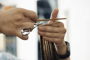 Mobile hairstyling and footcare services