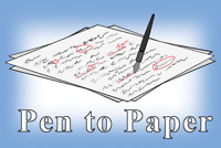 Pen to Paper Professional Proofreading and Editing Services