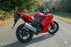 2009 Kawasaki Ninja 250 Parts Only 3k