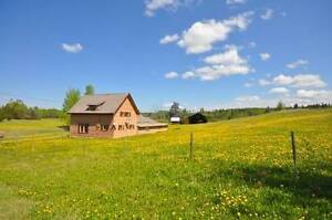 143 Scenic Acres with Farmhouse! Great Income Potential