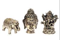 Metal Buddhist Objects