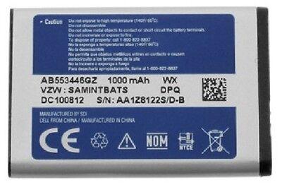 NEW OEM SAMSUNG AB553446GZ A580 A640 A870 Siren A930 A990 Knack U310 BATTERY