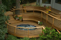 AFFORDABLE DECK-FENCE-builder-repairs&refinishing