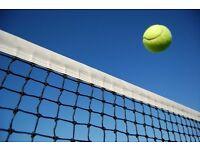 Tennis Partner Wanted - Intermediate Level