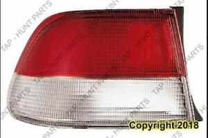Tail Lamp Driver Side Coupe High Quality Honda Civic 1999-2000