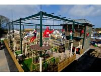 Golden Coast Holiday Park - Woolacombe (13th July - 16th July) Up to 4 people.