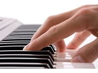 Keys player required for wedding/function band