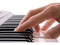Keys player needed for gigging wedding band